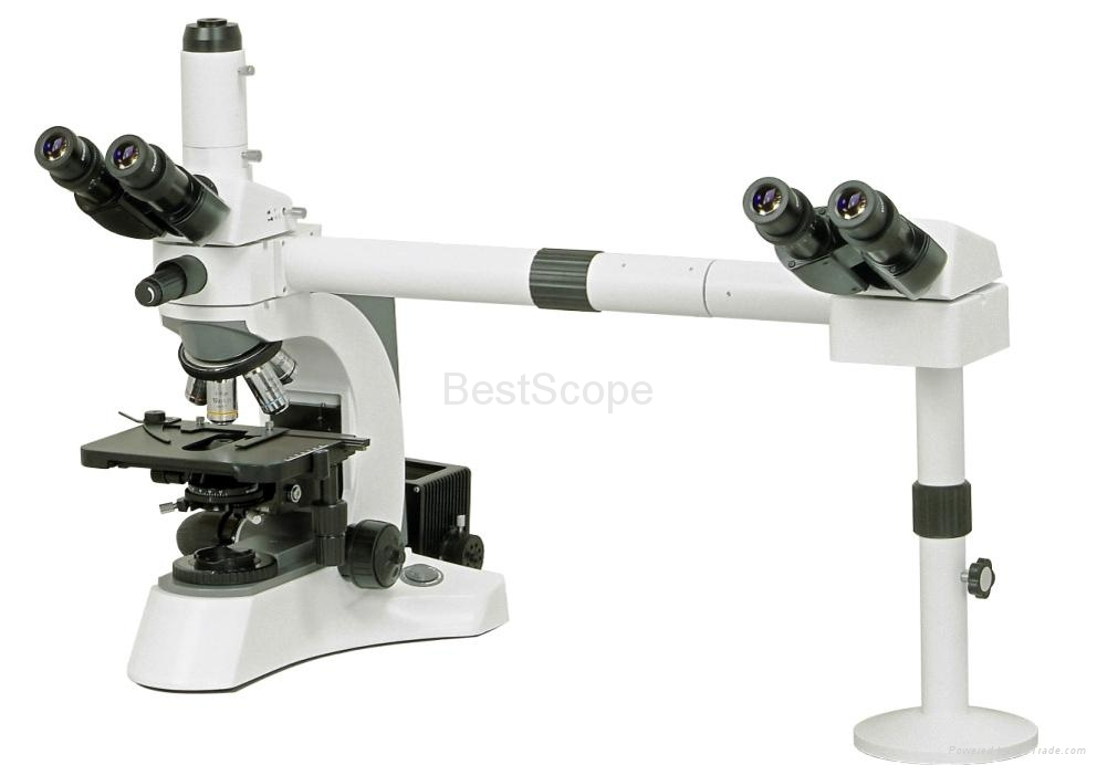 BS-2080MH Multi-Head Microscope optical system medical biological
