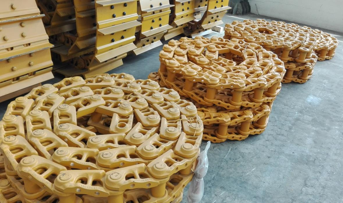 Bulldozer Track Chains Link Assembly