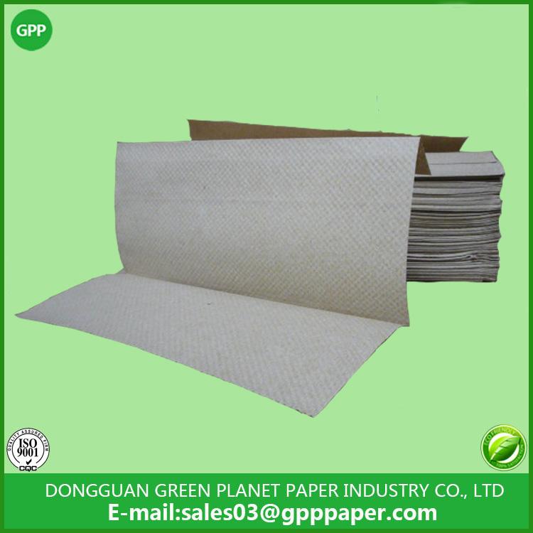 Natural Singlefold Towel