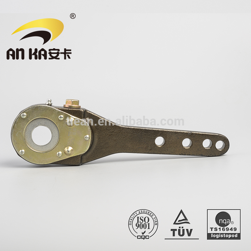 100313749 manual slack adjuster arm for FRANCE truck on air brake system 10 teeth 4 holes