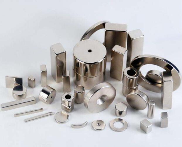 NdFeB round neodymium hard disc magnets magnetic Power bar
