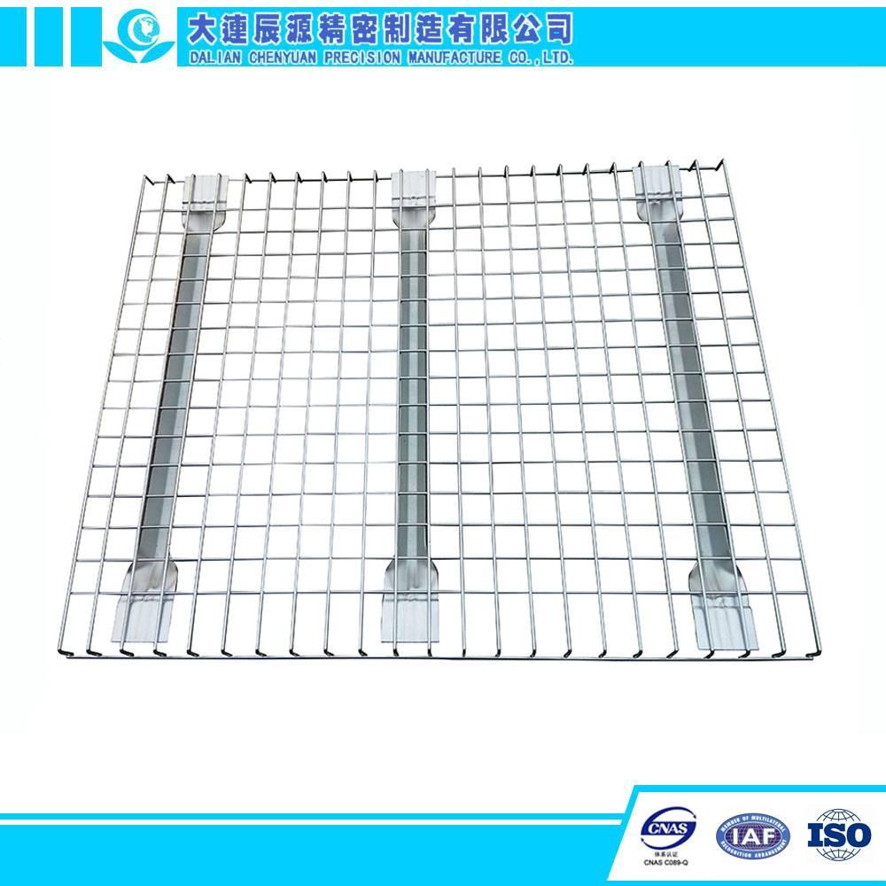 Steel Warehouse Pallet Rack Welded Mesh Wire Decking
