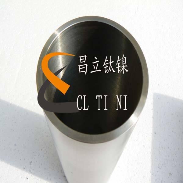 Nickel 200 UNS N02200 Nickel tube for heat exchanger
