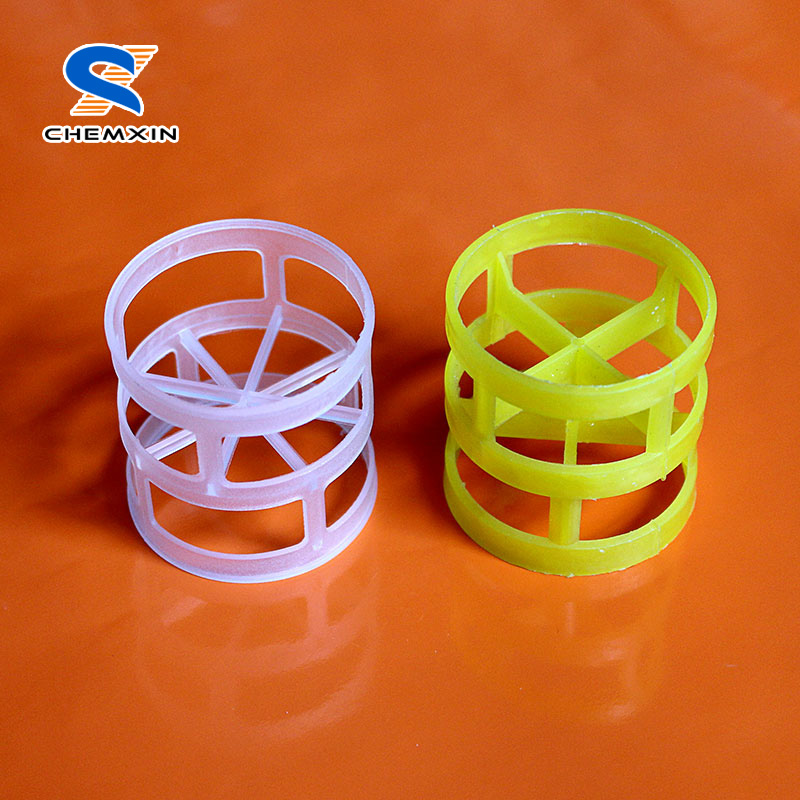 Padding Plastic Pall Ring for Water Treatment