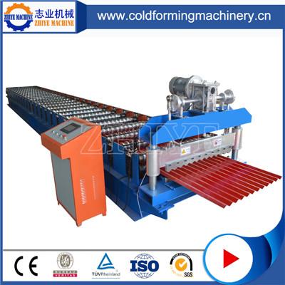 Corrugated Sheet Glazed Tile Forming Machine