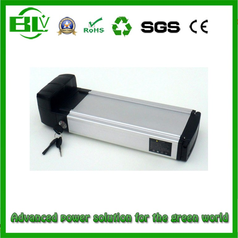 China Supplier 36V11ah E-Bike Rear Hanger Battery Lithium Battery Cell