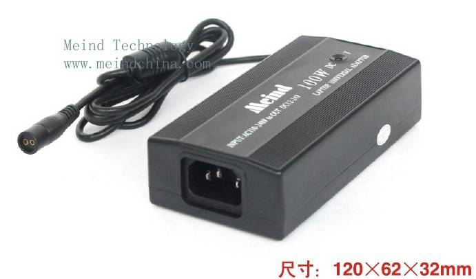 Laptop Adapter Power Adapter Universal Power Supply USB Charger M505D for Netbook Notebook