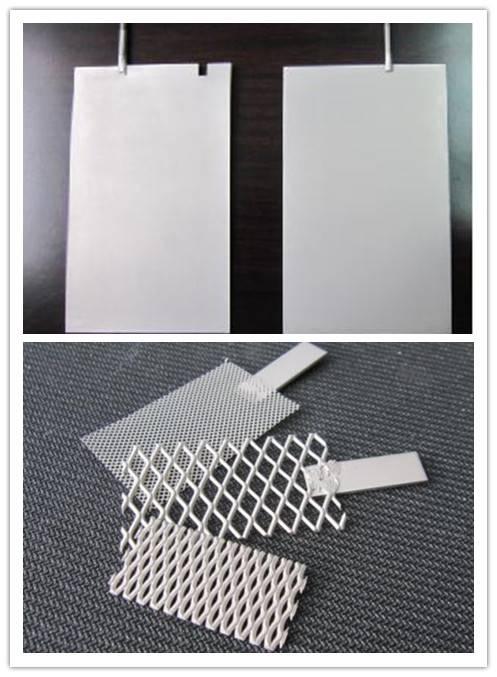 Mmo Coated Titanium Anodes Sheet/Mesh Basket
