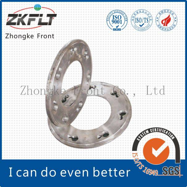Steel End Plate of Flange for PC PHC Piles