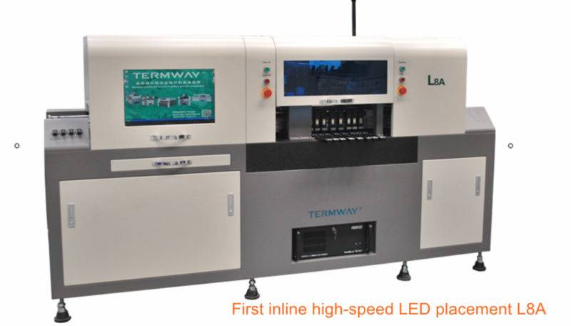 LED High Speed Pick and Place Machine L8A (TORCH)