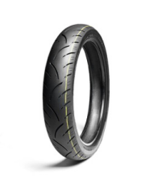 Semi-steel Radial Motorcycle Tire 60/90R17 80/90R17