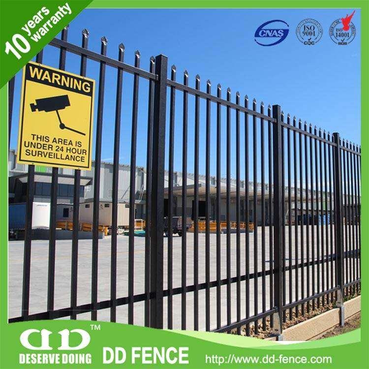 Hot sale High quality Tubular picket fence