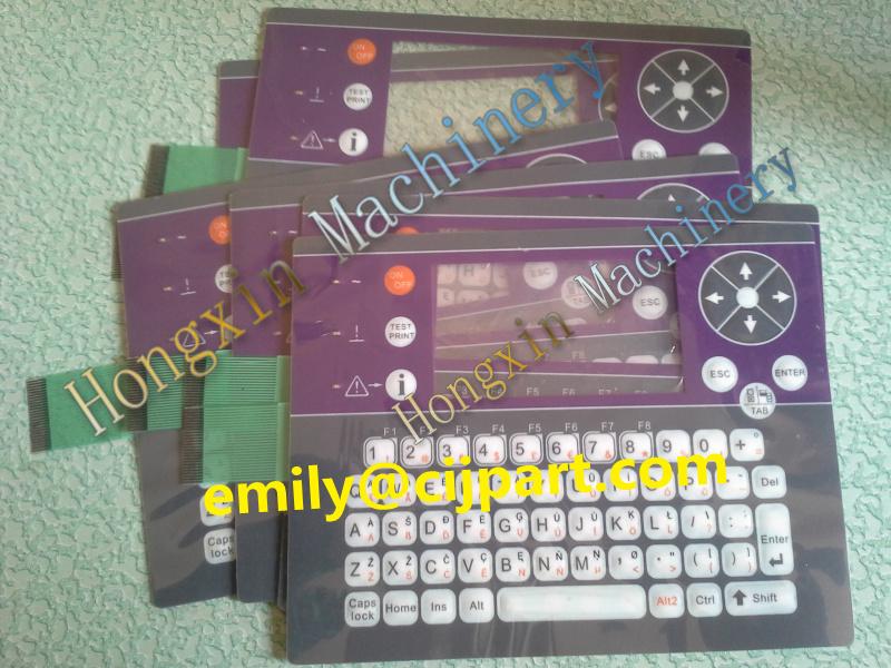 Imaje inkjet printer 9030 9040 keyboard