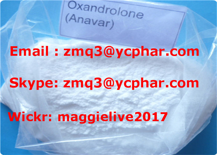 Top Quality Oral Anabolic Steroids Powder Oxand Oxandrolone Anavar with Safe Shipping