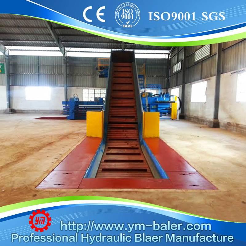 YM-WX250 Horizontal Baling Press Machine,Paper Baler Supplier