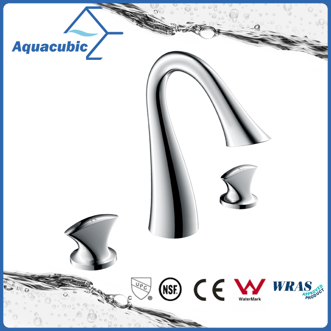 New design wash basin mixer tap 3 way faucet (AF8639-6)