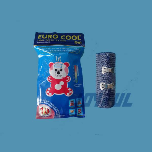 High Quality Elastic Cold Bandage with CE Standard