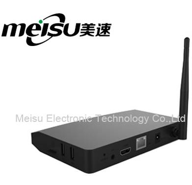 Smart TV Box Android 4.2 A20 Dual Core Mail400 with Wi-Fi (STC015)