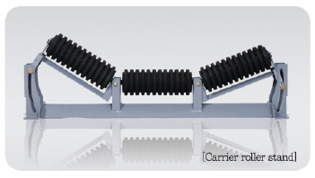 Carrier Roller Stand