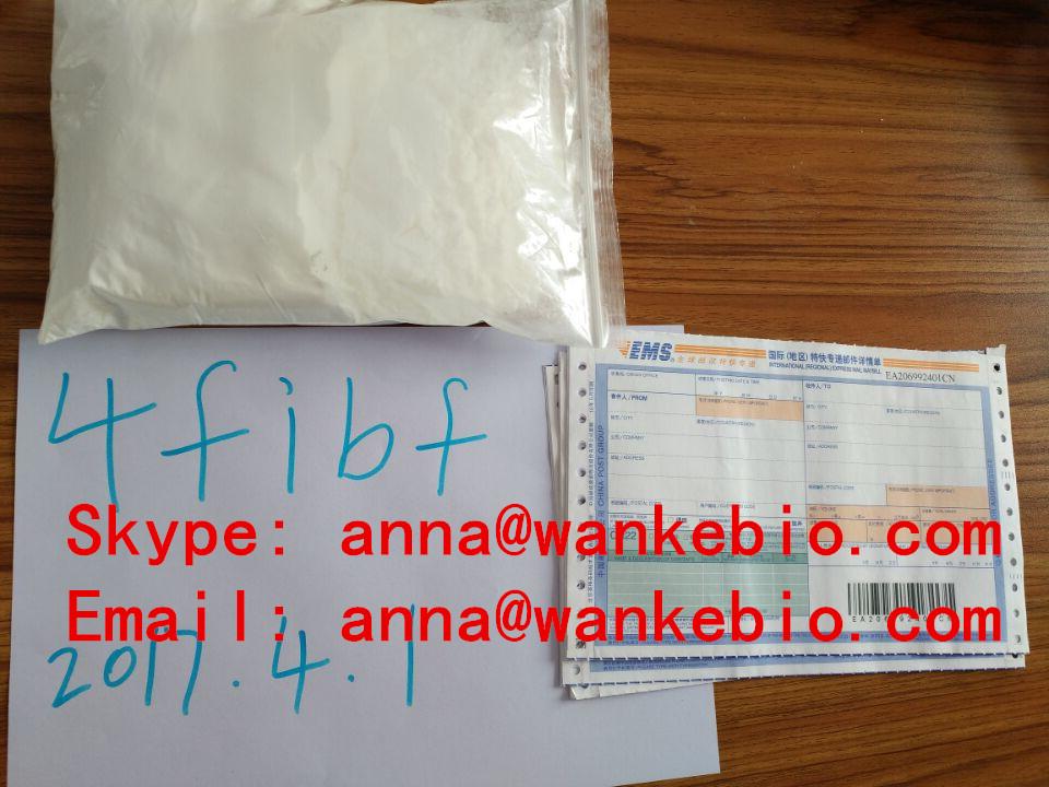 4-fibf 4-FIBF email: anna @ wankebio.com 4-FIBF CAS No.: 1350768-28-3 2fdck