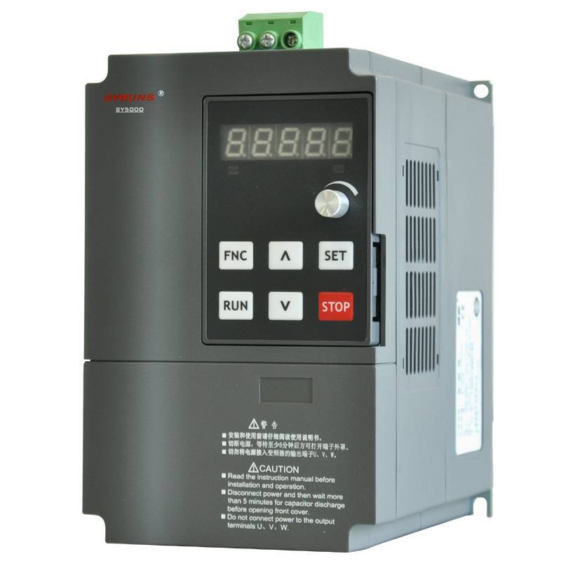 Frequency inverter, SY5000 series AC Drives
