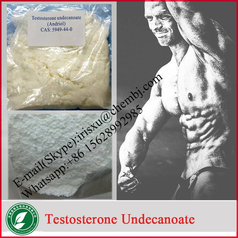 The factory sales CAS: 5949-44-0 Steroids Boldenone Undecanoate for Bodybuilding