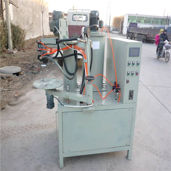 Filter End Cap Dispensing Machine filter end cap gluing machine (two component)