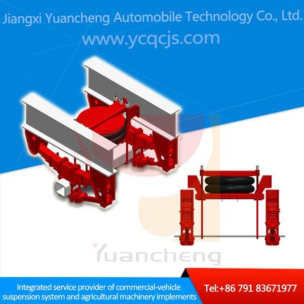Trailer Suspension Parts Bus Air Suspension Systems