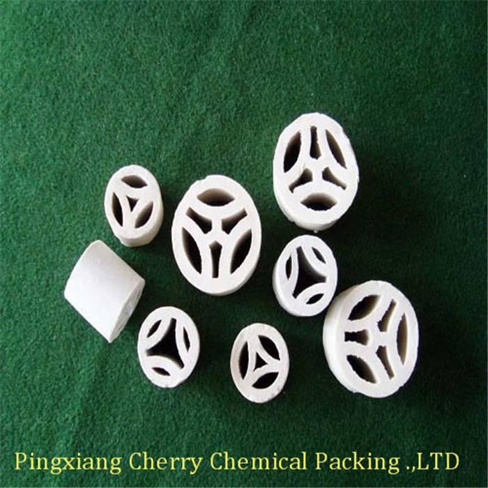 Ceramic flat ring
