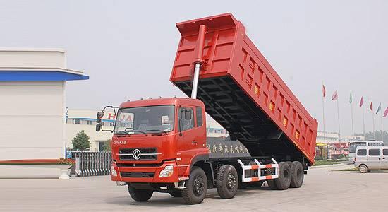 Dongfeng Tianlong 8*4 dump truck/tipper