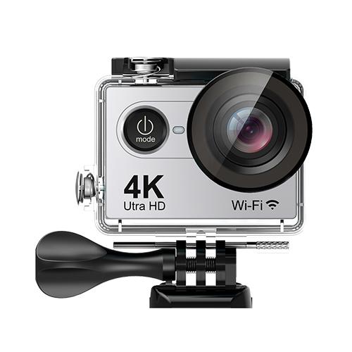"sport camera T9Pro 4K30/2.7K30/1080p60/720p120 2"" Screen + Status Screen + Wifi + 170-degree Lens"