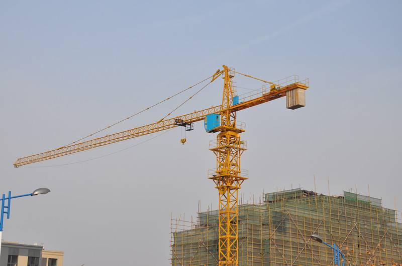 CE certificate manufacturer 5T tower crane