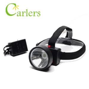 Bendable LED Lenser Torch with Adjustable Beam Angle in 2-stage Dimming Brightness