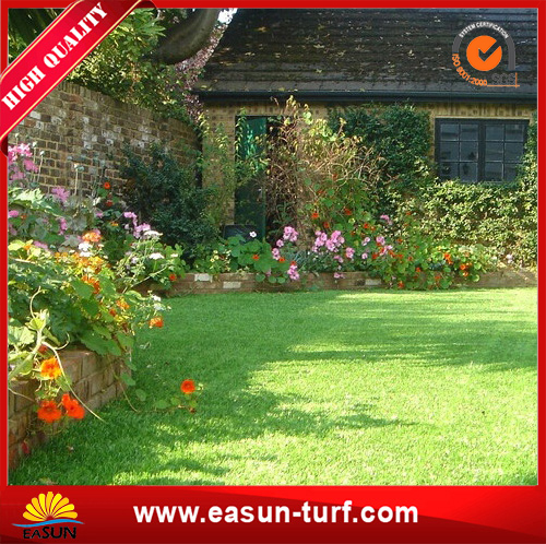 kids indoor and outdoor playground synthetic turf grass from china-AL