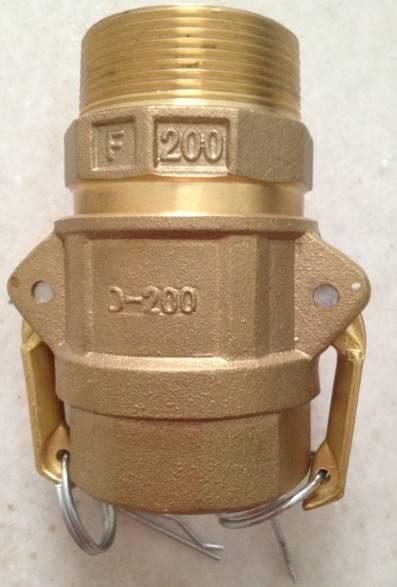 Brass Camlock Couplings