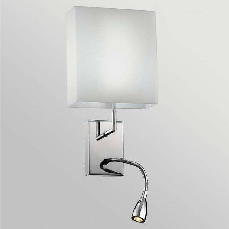 modern wall lamp hotel decorative bracket lighting with  reading light