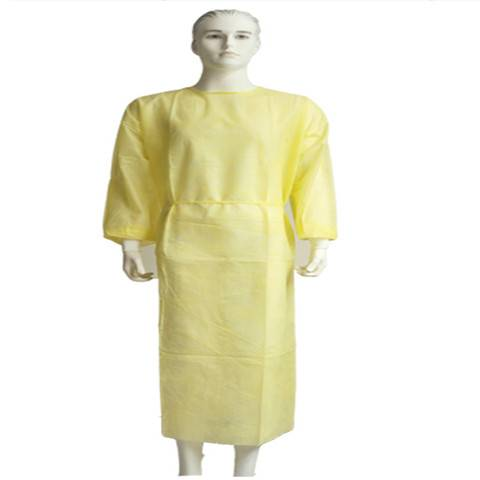 Isolation Gown/ Medical Isolation Gowns/PP Isolation Gown/Nonwoven surgical gown
