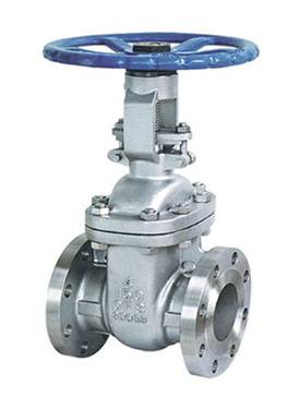 Manual Operated Cast Steel Wedge Gate Valve