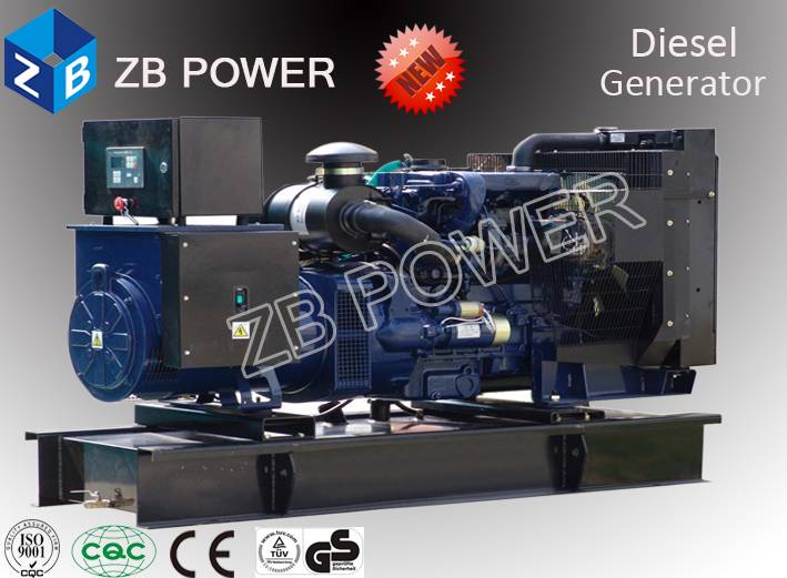 650KW Diesel Genset Power by DOOSAN/DAEWOO Engine