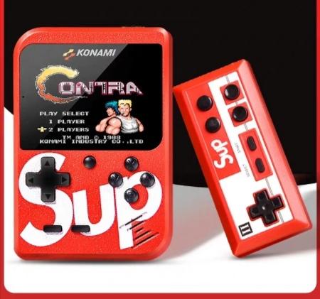 Children's game machine palm charger Tetris handle sup retro nostalgic old Mini feeling palm home FC