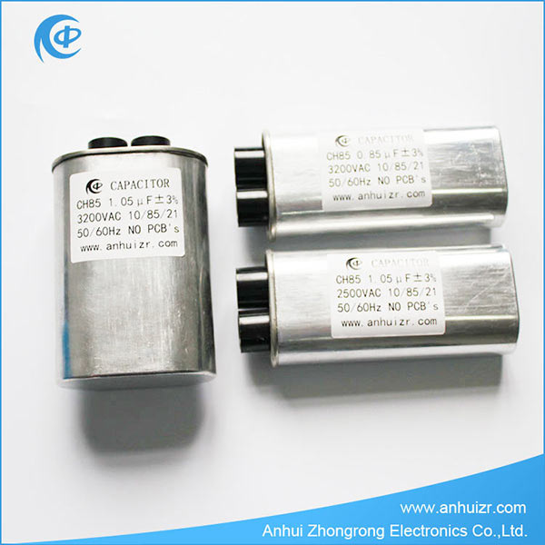 H.V. Capacitor CH85 Capacitor Microwave Oven Capacitor