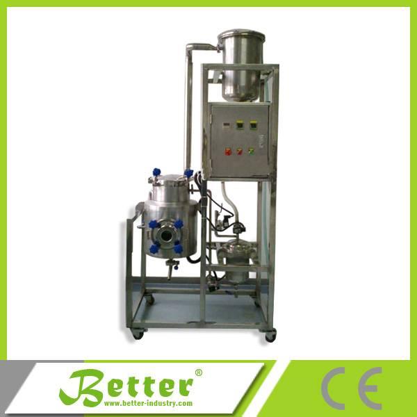 High Efficient Plants Herbal Leaf Flowers Essential Oil Distillers/ Extraction Machine