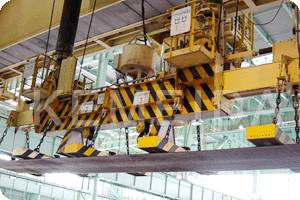 Lifting magnet, Lift Electromagnet for lifting and transporting steel plate