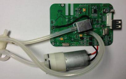 NIBP module with bluetooth