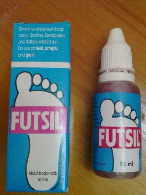 FUTSIL Antifungal/Antiseptic