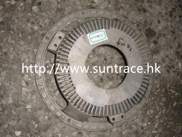 customized Aluminum zinc high pressure die cast or die casting