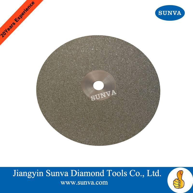 SUNVA Diamond Grinding Discs / Electroplated diamond grinding wheel /Diamond tools