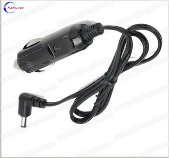 24v car charger 5.5mm with dc power cable spt-1 20awg