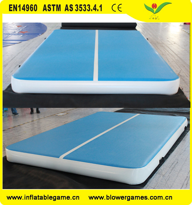 High quality bouncy air track gym mat