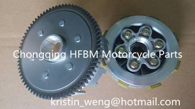 Motorcycle Parts HONDA CG150 clutch assembly